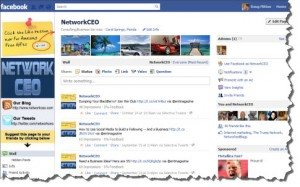 NetworkCEO - Facebook Fan Page