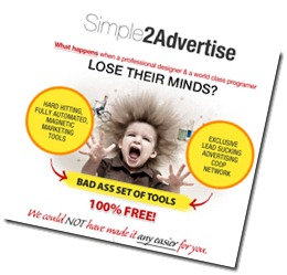 Simple2Advertise - The best marketing system for your empower network business