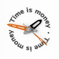 time is money is time