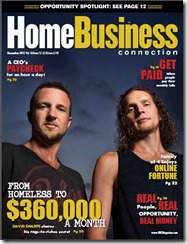 Home Business Magazine Issue December 2012
